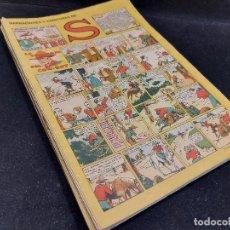 Tebeos: TBO S / COLECCIÓN COMPLETA 28 NÚMEROS / ORIGINAL / EN MUY BUEN ESTADO / COPYRIGHT BY TBO - 1928.. Lote 276080323