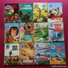 Giornalini: LOTE DE 12 COMBATE -PRODUCCIONES EDITORIALES-. Lote 276617848