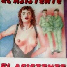 Tebeos: LOTE TEBEOS EROTICO EL ASISTENTE 2 TEBEOS N 2-3. Lote 276684993