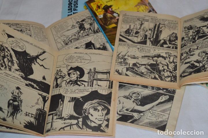 Tebeos: 11 Ejemplares/Comics / SHERIFF, SENDAS SALVAJES y otros - Diferentes editoriales - ¡MIRA! Lote 02 - Foto 8 - 277076798