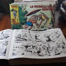 Tebeos: ,,,,,,EL RYO DE LA SELVA,,,,COLECCION COMPLETA,,,,. Lote 277136298