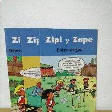 Tebeos: CÓMICS ZIPI Y ZAPE. Lote 277187473