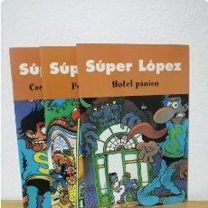 Tebeos: CÓMICS SUPER LÓPEZ. Lote 277188063