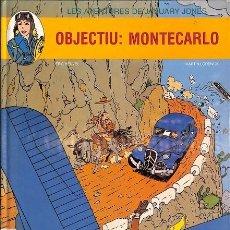 Tebeos: LES AVENTURES DE JANUARY JONES OBJECTIU: MONTECARLO (CATALÁN). Lote 277578483