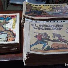 Tebeos: ,,,EL PEQUEÑO LUCHADOR ORIGINAL Y COMPLETA,,,1º EDICION. Lote 277597508