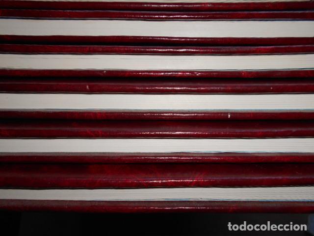 Tebeos: HISTORIA ILUSTRADA DE CASTILLA LA MANCHA 6 TOMOS COMPLETA - Foto 3 - 277717223