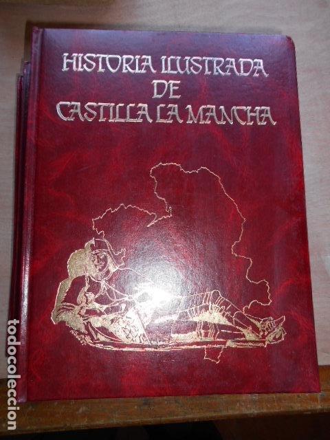 Tebeos: HISTORIA ILUSTRADA DE CASTILLA LA MANCHA 6 TOMOS COMPLETA - Foto 9 - 277717223