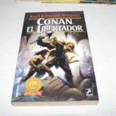 Tebeos: CONAN EL LIBERTADOR. Lote 277725003