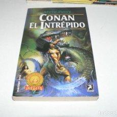 Tebeos: CONAN EL INTREPIDO. Lote 277725233
