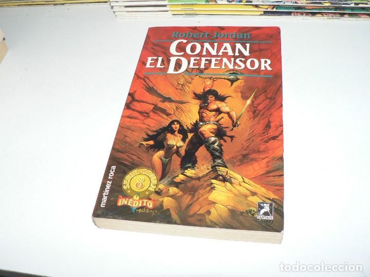 CONAN EL DEFENSOR (Tebeos y Comics - Tebeos Colecciones y Lotes Avanzados)