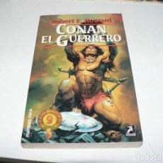 Tebeos: CONAN EL GUERRERO. Lote 277725943