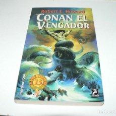 Tebeos: CONAN EL VENGADOR. Lote 277726003