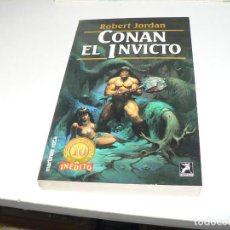 Tebeos: CONAN EL INVICTO. Lote 277726188