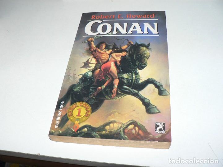 CONAN (Tebeos y Comics - Tebeos Colecciones y Lotes Avanzados)