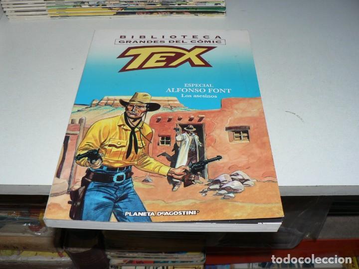 TEX (Tebeos y Comics - Tebeos Colecciones y Lotes Avanzados)