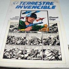 Tebeos: EL TERRESTRE INVENCIBLE. Lote 277727248