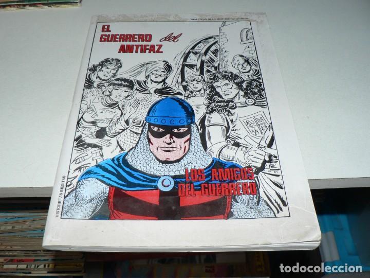 LOS AMIGOS DEL GUERRERO (Tebeos y Comics - Tebeos Colecciones y Lotes Avanzados)