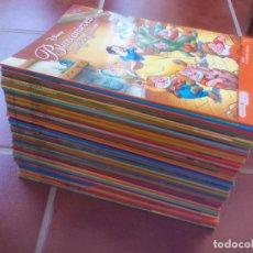 Tebeos: TODOS LOS CUENTOS CLASICOS DISNEY. 55 TOMOS. COMPLETA. BIBLIOTECA INFANTIL EL MUNDO. Lote 277749378