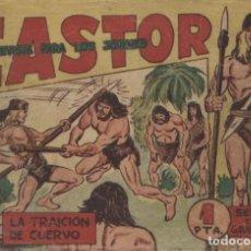 Tebeos: CASTOR (MAGA) 1962-1963 LOTE. Lote 99894399
