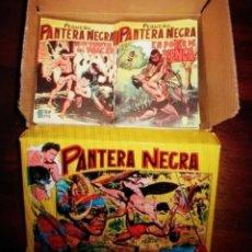 Tebeos: PANTERA NEGRA COLECCIÓN COMPLETA 1A PARTE Y 2A. Lote 278755798