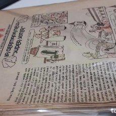 Tebeos: 13 NUMEROS DE L' EIXERIT - SUPLEMENT INFANTIL DE CATALUNYA CRISTIANA - Nº 4 A 7 I 9 A 17 - ANYS 80. Lote 279441943