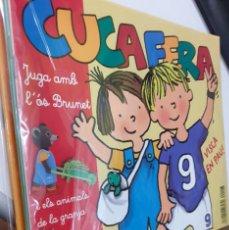 Tebeos: 11 NUMEROS DE CUCAFERA - REVISTA INFANTIL - Nº 67, 84, 87, 88, 90, 92, 95, 98, 104, 106 I 107 - 1999. Lote 279443808