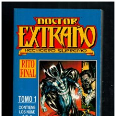 Tebeos: DOCTOR EXTRAÑO -RITO FINAL- TOMO 1. SERIE LIMITADA DE 8 NÚMEROS COMPLETA. FORUM.. Lote 280105953