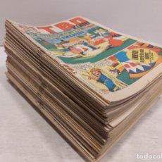 Livros de Banda Desenhada: TBO 2000 / LOTE AVANZADO DESDE EL NÚMERO 2000 AL 2113 / TOTAL 78 EJEMPLARES / BUEN ESTADO. VER NUMS,. Lote 283029408