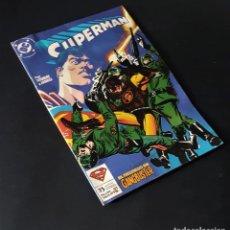 Tebeos: SUPERMAN, Nº 51 - DC/ZINCO (1987 - 1996). Lote 284407108