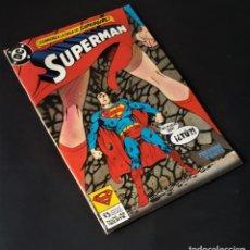 Tebeos: SUPERMAN, Nº 49 - DC/ZINCO (1987 - 1996). Lote 284408048