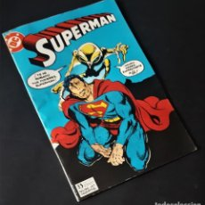 Tebeos: SUPERMAN, Nº 47 - DC/ZINCO (1987 - 1996). Lote 284408488