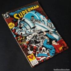 Tebeos: SUPERMAN, Nº 46 - DC/ZINCO (1987 - 1996). Lote 284408653