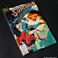 Tebeos: SUPERMAN, Nº 44 - DC/ZINCO (1987 - 1996). Lote 284409143