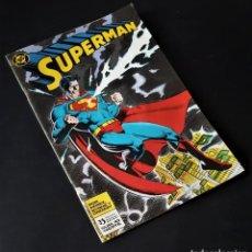 Tebeos: SUPERMAN, Nº 43 - DC/ZINCO (1987 - 1996). Lote 284409238