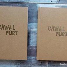 Tebeos: CAVALL FORT ALBUMS REVISTA PER A NOIS I NOIES 1980'S. Lote 284566118