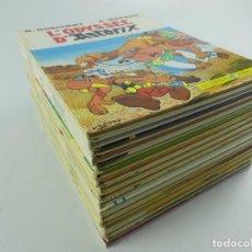 Livros de Banda Desenhada: COLECCIÓN LOTE COMICS DE ASTERIX EN FRANCES 17 UND. Lote 284671553