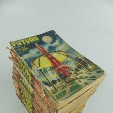 Livros de Banda Desenhada: FUTURO - NOVELAS DE CIENCIA Y FANTASÍA 16 UND.. Lote 286466873