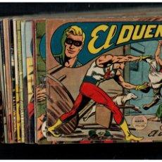 BDs: EL DUENDE. ORIGINAL MAGA. LOTE DE 39 NÚMEROS. MUY BUENOS. LEER. Lote 287350418