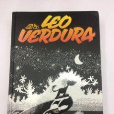 Livros de Banda Desenhada: LEO VERDURA, NORMA EDITORIAL.. Lote 287921248