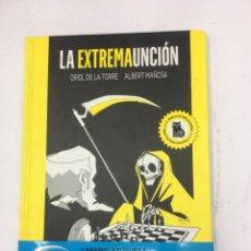 Tebeos: LA EXTREMA UNCIÓN, EDITORIAL BRUGUERA. Lote 287924453