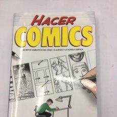 Tebeos: HACER COMICS, EDITORIAL ASTIBERRI. Lote 287926263