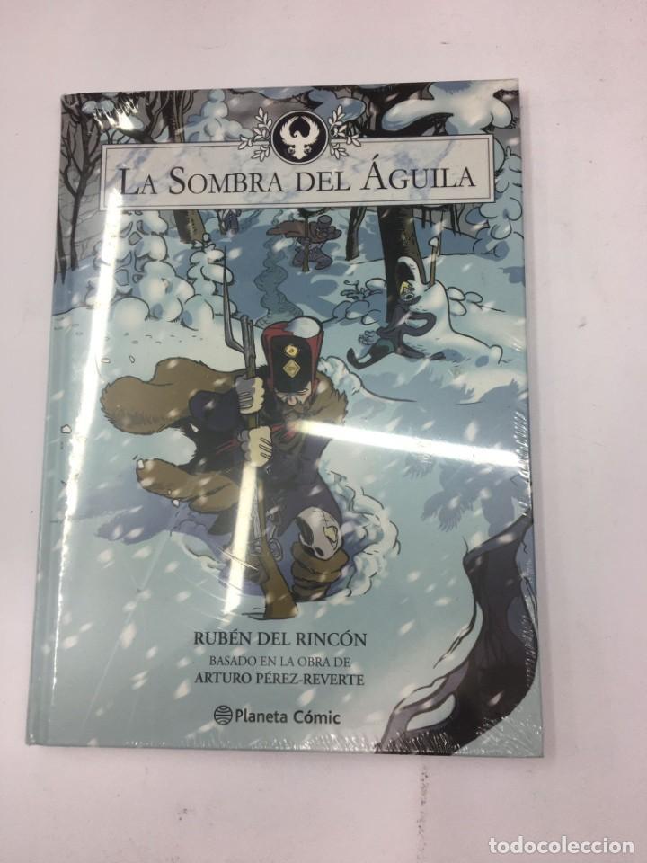 LA SOMBRA DEL ÁGUILA, EDITORIAL PLANETA COMIC (Tebeos y Comics - Tebeos Colecciones y Lotes Avanzados)