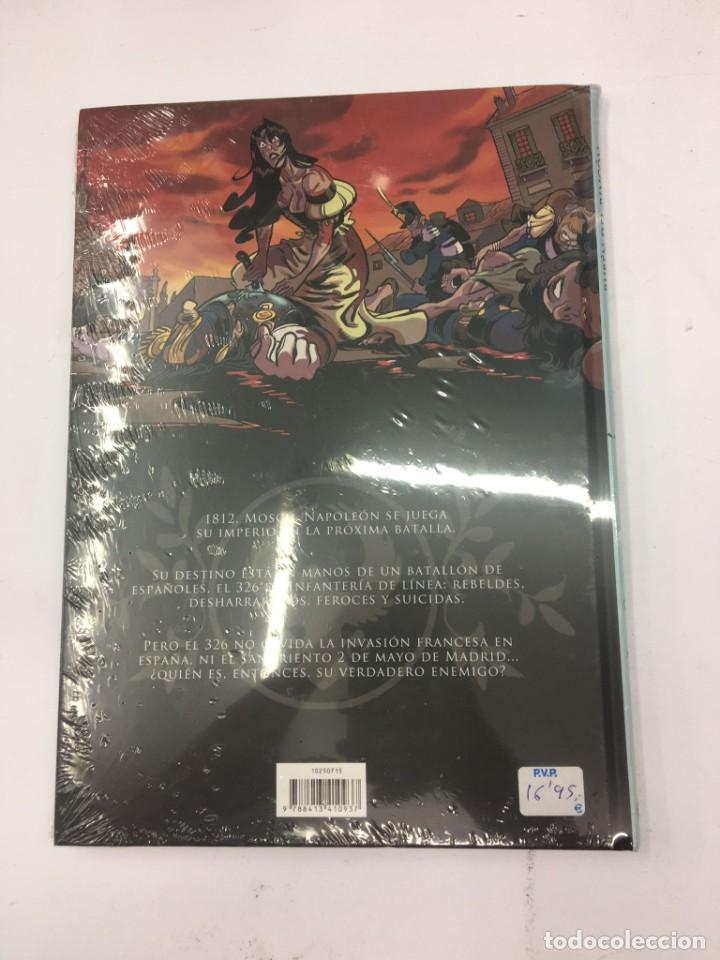 Tebeos: La sombra del águila, editorial planeta comic - Foto 2 - 287931528