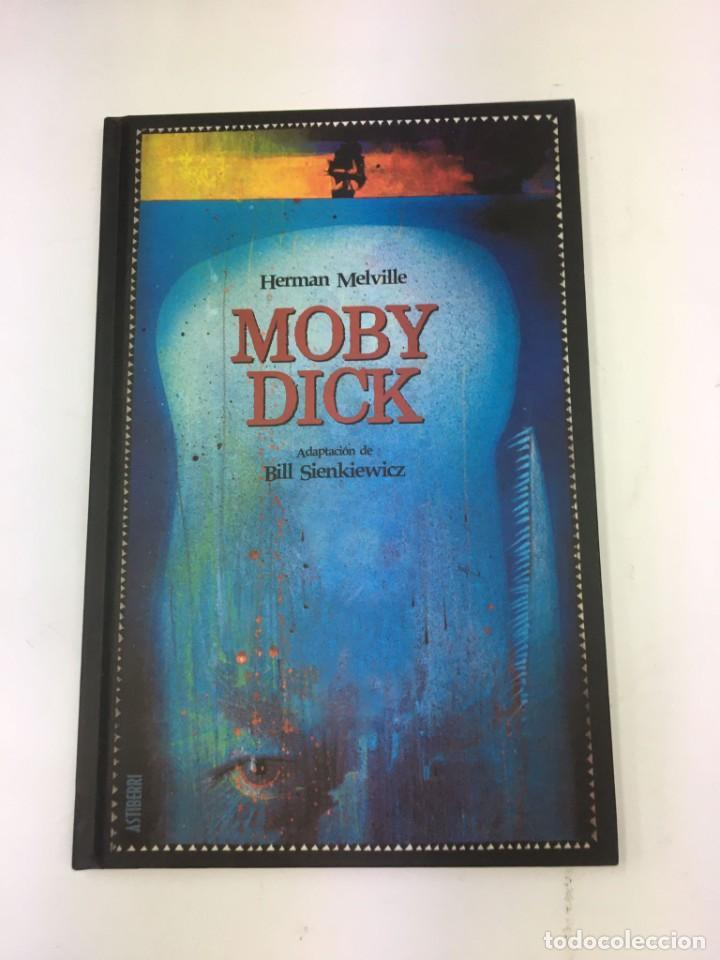 BOBY DICK ,EDITORIAL ASTIBERRI (Tebeos y Comics - Tebeos Colecciones y Lotes Avanzados)