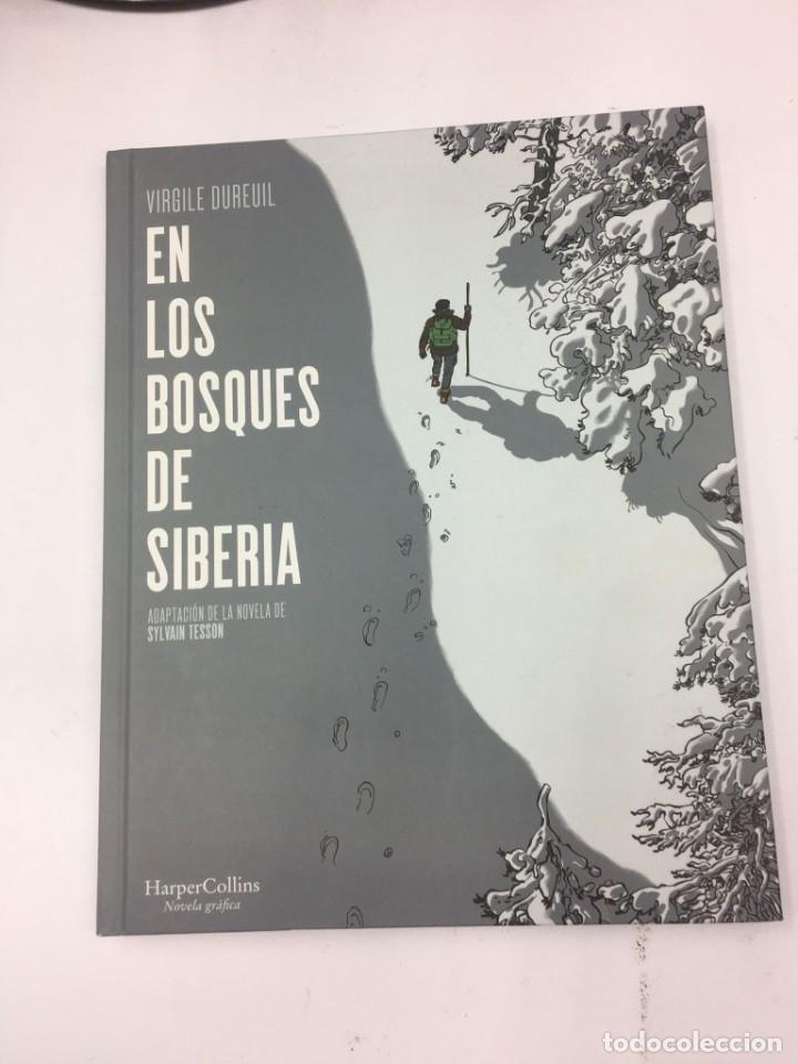 EN LOS BOSQUES DE SIBERIA. (Tebeos y Comics - Tebeos Colecciones y Lotes Avanzados)