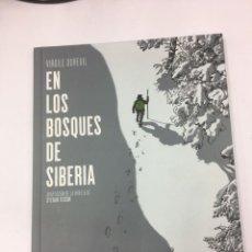 Tebeos: EN LOS BOSQUES DE SIBERIA.. Lote 287932658
