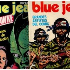 Tebeos: BLUE JEANS. COMPLETA 1 AL 28. NUEVA FRONTERA 1977. MUY BUENA.. Lote 287943063