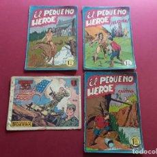 Livros de Banda Desenhada: 4 TEBEOS ORIGINALES -ANTIGUOS. Lote 287977518