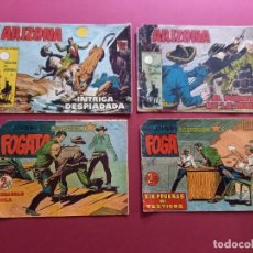 Livros de Banda Desenhada: 4 TEBEOS ORIGINALES -ANTIGUOS. Lote 287977608