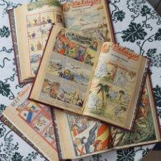 Tebeos: PELAYOS, 100 NUMEROS, AÑO 1936/1938, (JUNTA NACIONAL CARLISTA DE GUERRA). Lote 288335433